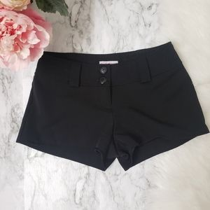 Joe Benbasset Black Shorts